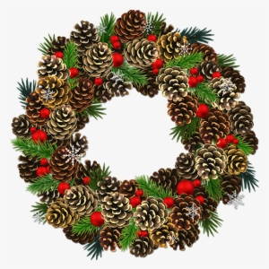 Christmas Wreath Png Free Hd Christmas Wreath Transparent Image
