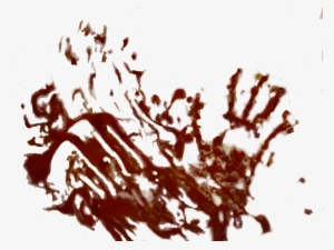 Blood Hand Png Free Hd Blood Hand Transparent Image Pngkit