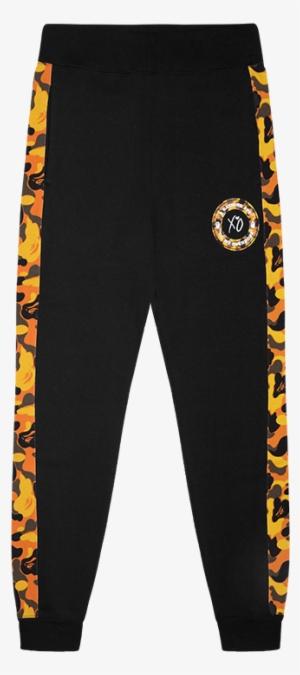 92cf0616cc80 Bape® X Xo Camo Slim Sweat Pants - Bape Xo Pants