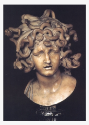 a1273dfeb Medusa Was A Monster One Of Gorgon Sisters And Daughter - Percy Jackson  Medusa Stone Head