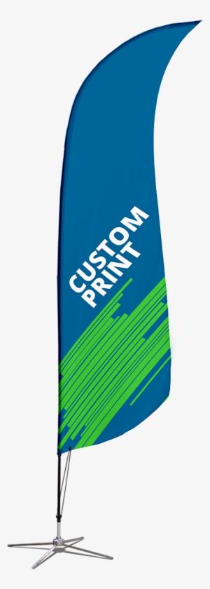 452d5a79135ec Custom Shark Fin Flag - Shark Finning
