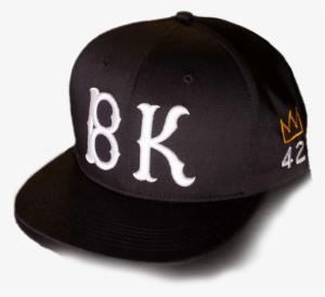 333328173125c The Custom Lettering Was Inspired By The Original Brooklyn - Bk 42 Brooklyn  Snapback