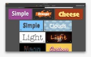 9d3567f786a Letters Mac App Review - Letter