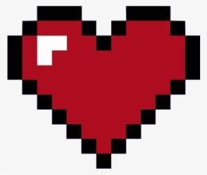 8 Bit Heart Png Free Hd 8 Bit Heart Transparent Image Pngkit