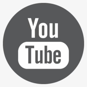White Youtube Logo PNG, Free HD White Youtube Logo