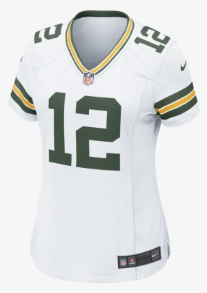 a1388491262 Nike Nfl Green Bay Packers Women s Football Away Game - Aaron Rodgers Jersey