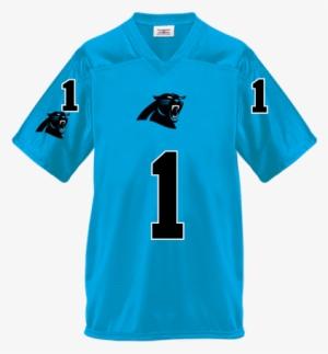 9c8e91e09da Carolina Panthers-connor s Team - Jersey