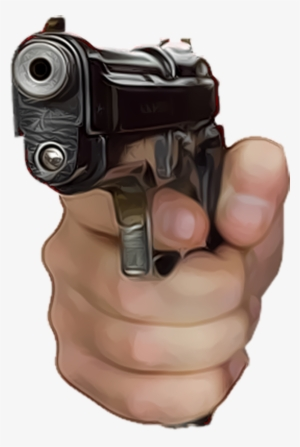 Download Meme Transparent Png Hand Holding Gun Meme Png Gif Base The image is transparent png format with a resolution of 3921x5500 pixels, suitable for design use and personal projects. hand holding gun meme