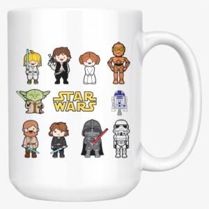 Star Wars Characters Png Free Hd Star Wars Characters
