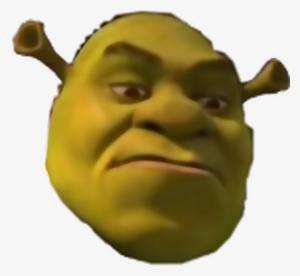 Shrek Head Png Free Hd Shrek Head Transparent Image Pngkit
