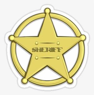 Sheriff Badge PNG Free HD Transparent Image