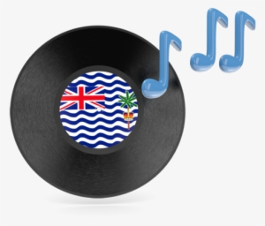 a43aed1627 Illustration Of Flag Of British Indian Ocean Territory - South Korea Flag  Music
