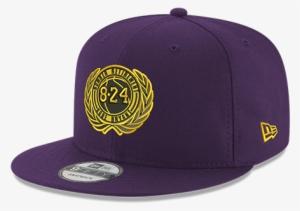 e930638028b0e Kobe Bryant 9fifty Purple Retirement Patch Snapback - Baseball Cap