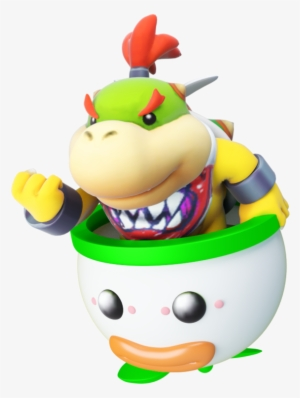 Bowser Jr Png Free Hd Bowser Jr Transparent Image Pngkit