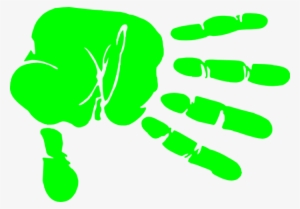 Png Hand Clipart - Red Handprint Clipart PNG Image | Transparent PNG Free  Download on SeekPNG