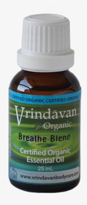 Breathe Blend Essential Oil Certified Organic 25ml - Body Hair 10be683308be