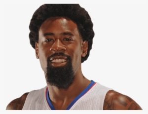 9fd602d95316 Deandre Jordan Face - Portable Network Graphics