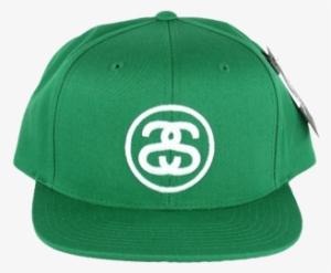 dc5b7e345bb1d Stussy Ss Link Cap Kelly - Stussy Ss Link Snapback Hat Black Supreme Palace