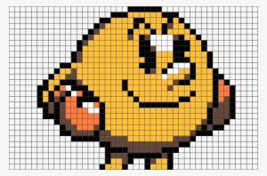 Pacman Pixel Png Free Hd Pacman Pixel Transparent Image