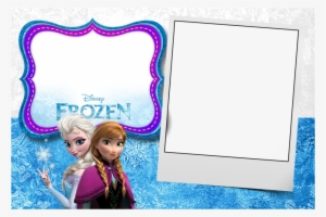 Frozen Birthday Invitation Templates For Girls With