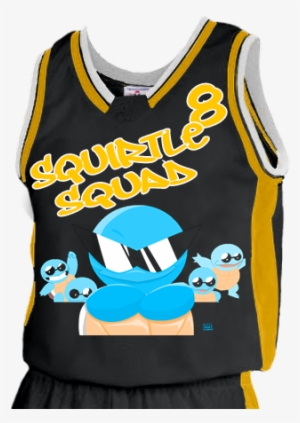 1025ffd04ab Super Squirtle Squad 8 8 Valencia - St Peter Basketball Jersey