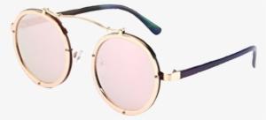 498fbfb3c8 Retro Round Steampunk Sunglasses Men Vintage 1762