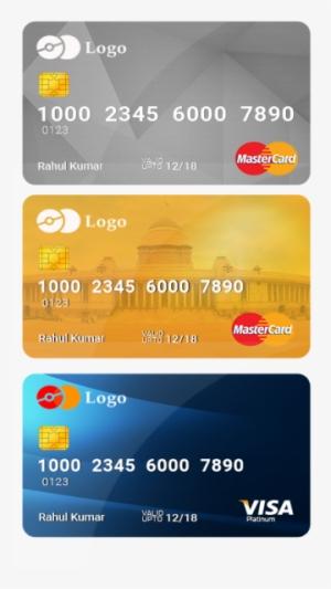 Credit Card Mock, Credit Card, Credit Card Samples - Credit Card