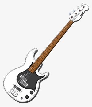 Bass Guitar Png Free Hd Bass Guitar Transparent Image Pngkit