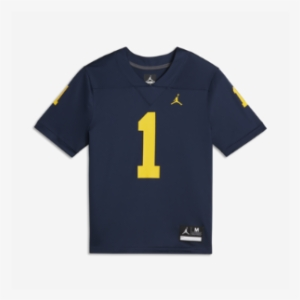 eda92367ccf Michigan Football Jersey