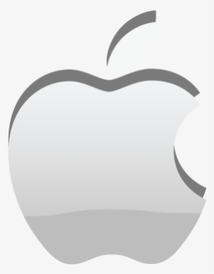 White Apple Logo PNG, Free HD White Apple Logo Transparent