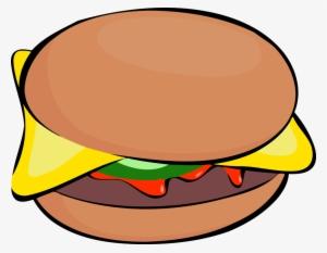 Toad Clipart Hamburger Cheeseburger Patty Png ...