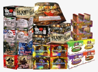 Buy SINGLE IGNITION - THE ULTIMATE FINALE SHOW BOX 3, For Sale Online - 1st  Galaxy Fireworks