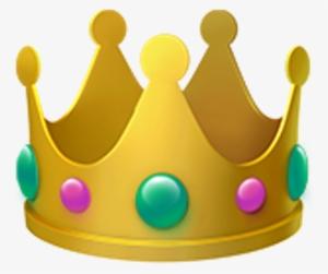 Crown Emoji Png Free Hd Crown Emoji Transparent Image Pngkit