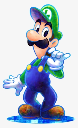 Luigi Png Free Hd Luigi Transparent Image Pngkit