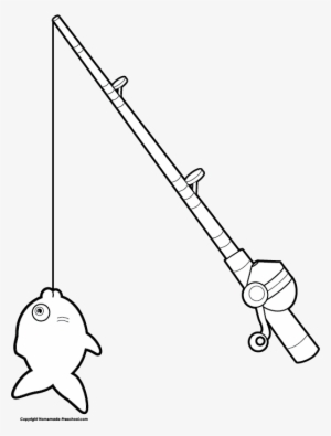 Fishing Pole Png Free Hd Fishing Pole Transparent Image Pngkit