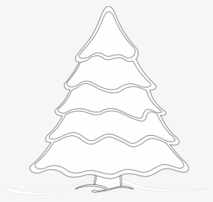 Tree black and white christmas tree clipart black and white free -  Cliparting.com