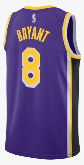 cfceab1605da Nike Kobe Bryant Alternate La Lakers Swingman Jersey - La Lakers Statement  Edition