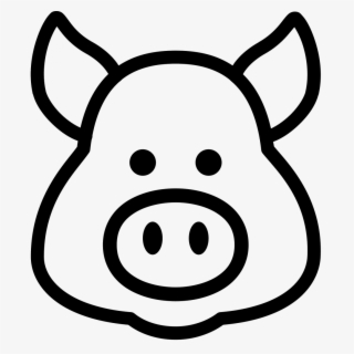 Pig Face Png Free Hd Pig Face Transparent Image Pngkit