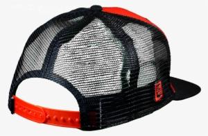 7c451043734 Rtf Snapback Trucker Hat Red black - Trucker Hat