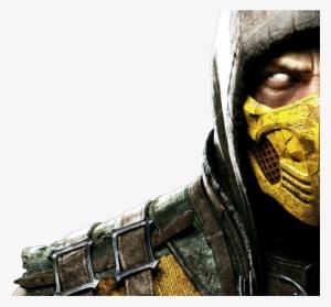 Mortal Kombat Scorpion Png Free Hd Mortal Kombat Scorpion