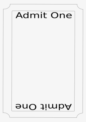 Movie Ticket Png Free Hd Movie Ticket Transparent Image Pngkit