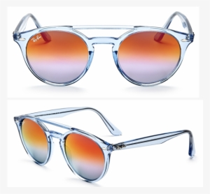d4a5ce5e7c8 Ray-ban s New Mirrored Round Sunglasses Provide Both - Reflection
