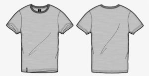 T Shirt Template Png Free Hd T Shirt Template Transparent Image