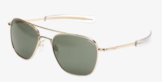 b5e734268db Randolph Engineering 23k Gold Frame Bayonet Temple - Bosch Sunglasses