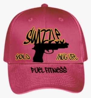 88fe2ab4d86 Swizzle Thug Life Yolo Fuel Fitness - Baseball Cap