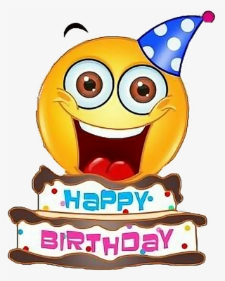 Birthday Emoji PNG Free HD Transparent Image
