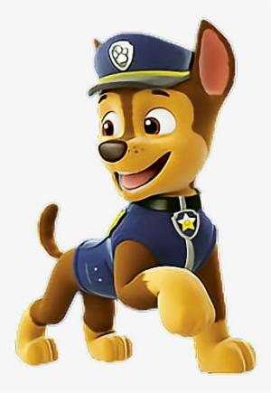 Chase Paw Patrol Png Free Hd Chase Paw Patrol Transparent Image