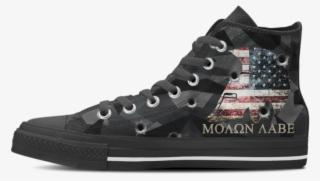 e06156530 Molon Labe Ii Men s High Top Shoes - Galaxy Shoes