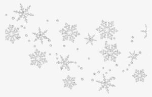 Transparent Background Snowflake Border , Free Transparent Clipart -  ClipartKey