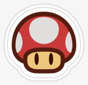 Mario Mushroom Png Free Hd Mario Mushroom Transparent Image